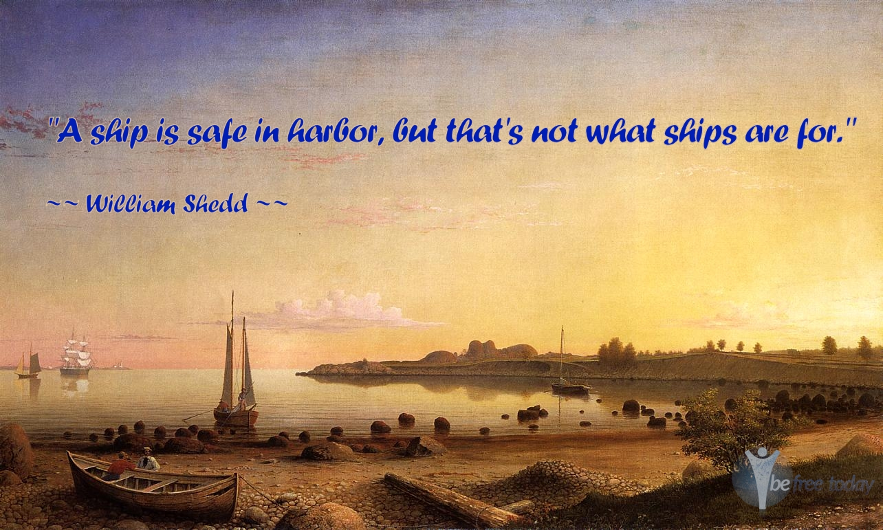 William Shedd Quote
