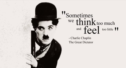 Charlie Chaplin - The Greatest Speech for Humanity Ever!