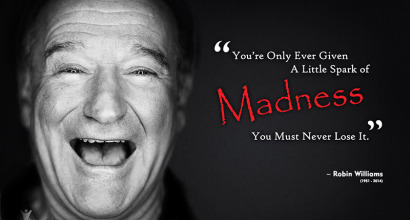 Robin Williams - A Touch of Madness