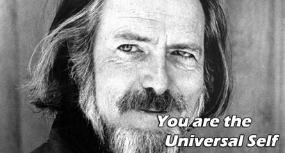 Alan Watts – Are You Really The Universe Itself?