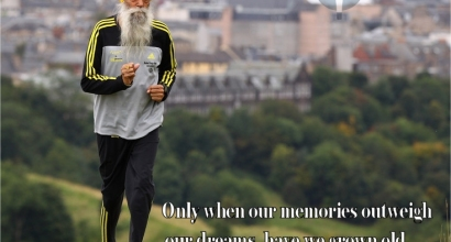 Only When Our Memories Grow Old… Fauja Singh